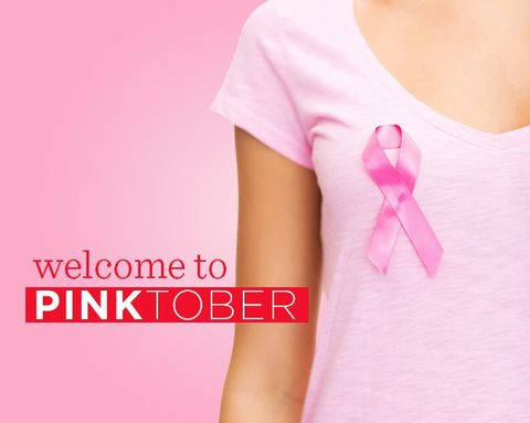 The Problem With National Breast Cancer Awareness Month