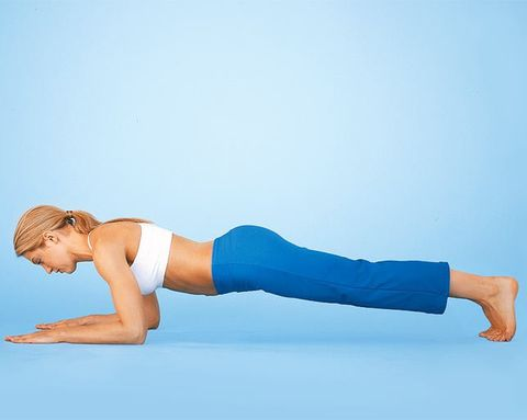 4 Secrets to the Perfect Plank