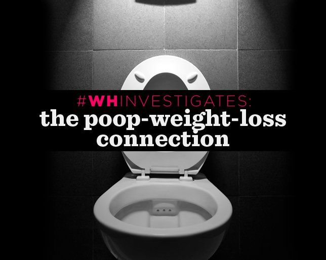 Does Pooping Actually Affect Your Weight?
