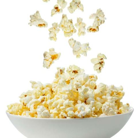 Snack on Some Popcorn