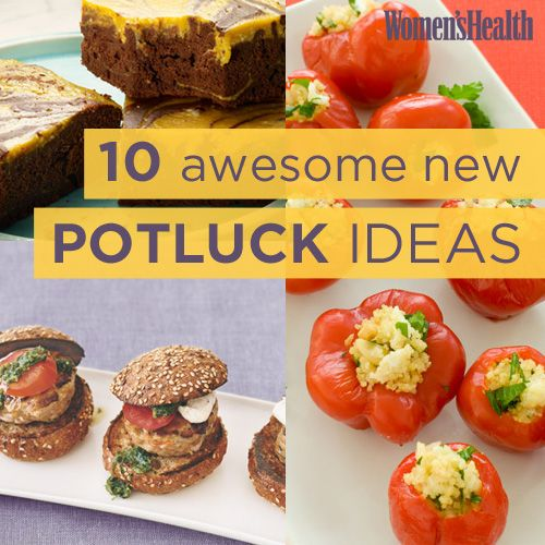 10 Awesome New Potluck Ideas