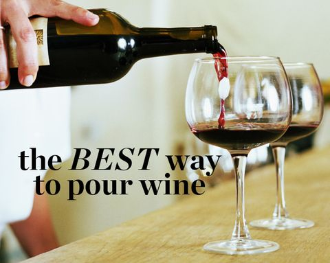 The Easy Trick To Keep Yourself From Drinking Too Much Wine