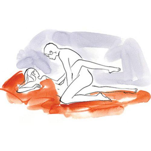 Pretzel Dip—Sex Positions