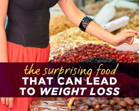 The Surprising Food That Can Lead to Weight Loss