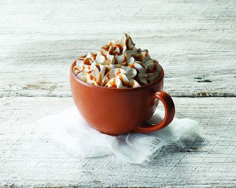 We Tried the New All-Natural Pumpkin Spice Latte—and WOW