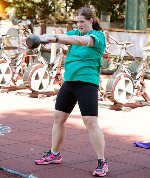 Biggest Loser Winner Rachel Frederickson Says She Worked Out for Six Hours a Day