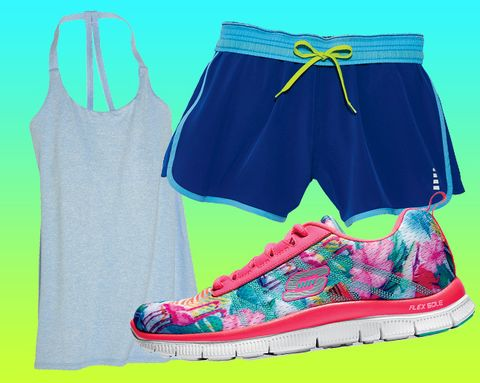Fierce Workout Clothes With Varying Degrees of Sexiness