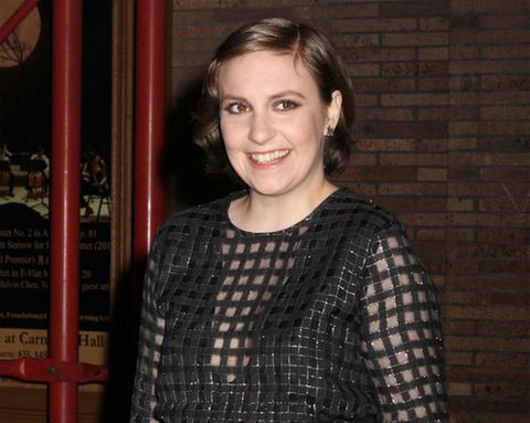 What Lena Dunham Says She Looks For in a Relationship