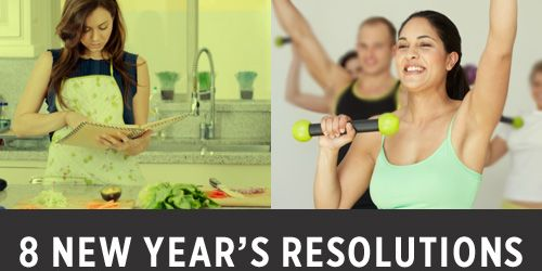 8 New Year's Resolutions That You Can Actually Stick To