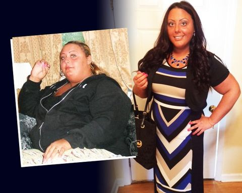 I Ended My Abusive Relationship and Lost Almost Half of My Body Weight
