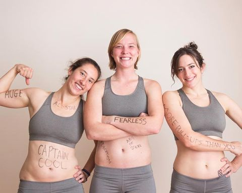 An Awesome Message in Self Love from the Harvard Women's Rugby Team