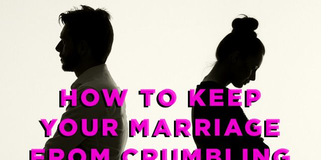 How to Save a Troubled Marriage