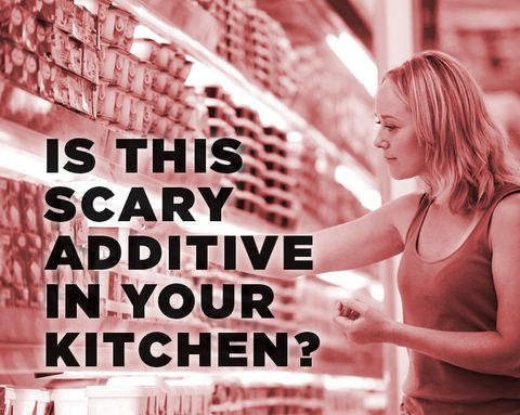 Is This Scary Additive In Your Kitchen?