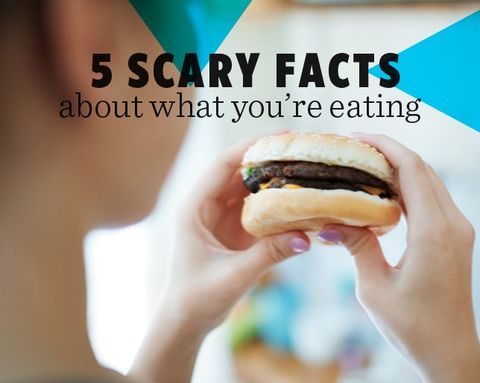 5 Scary Facts About What You're Eating