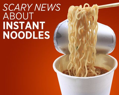 Scary News About Instant Noodles