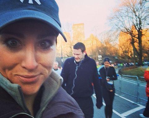 I'm the Marathoner Who Brought You #HottGuysOfTheNYCHalf—Here's My Story