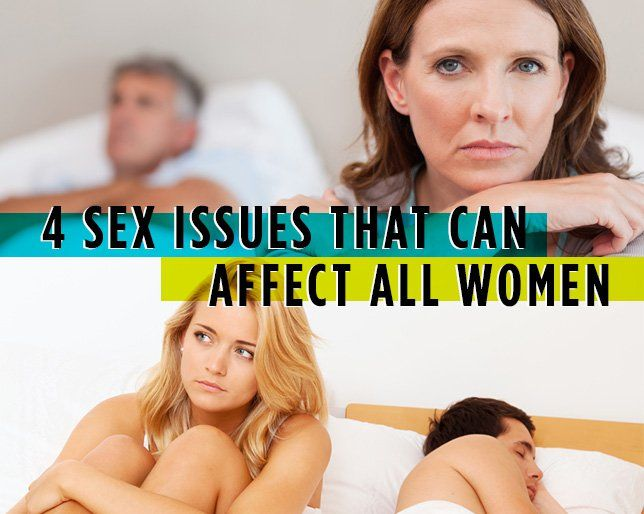 Womens menopause issues sex difficulty climax