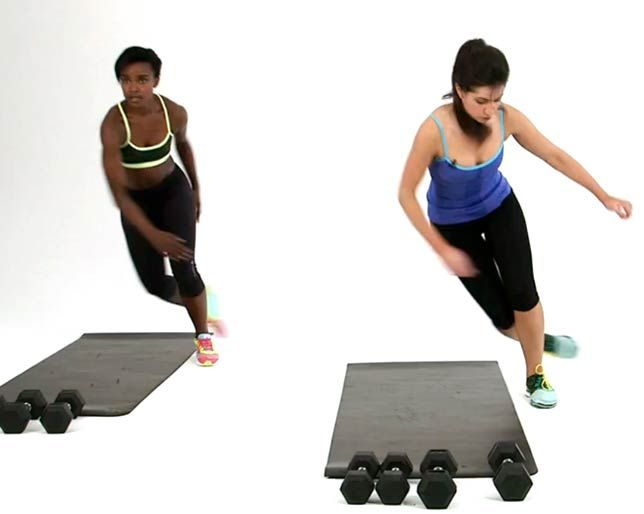 The 5-Minute Fat Blaster Workout