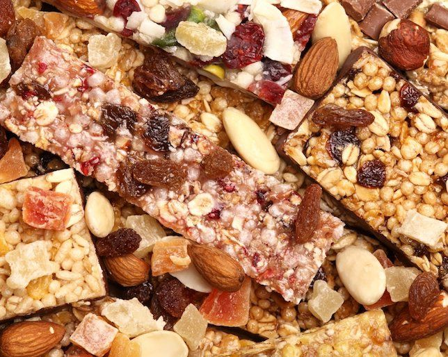 How to Tell if a Nutrition Bar Is Actually Healthy