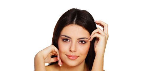 Lip, Finger, Hairstyle, Skin, Eyebrow, Eyelash, Wrist, Elbow, Black hair, Jewellery,