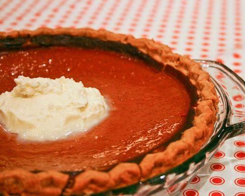 The Best-Ever Low-Cal Pumpkin Pie Recipe