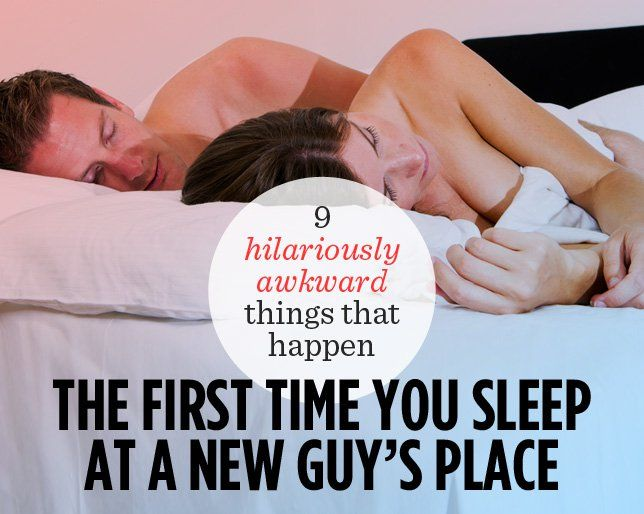 Hookup one guy and sleeping with another