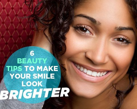 6 Beauty Tips to Make Your Smile Look Brighter