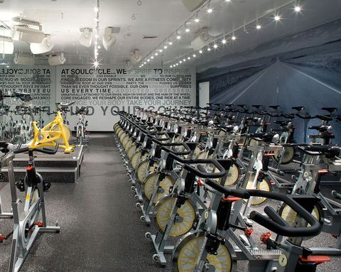 You'll LOVE This 45-Minute SoulCycle Playlist