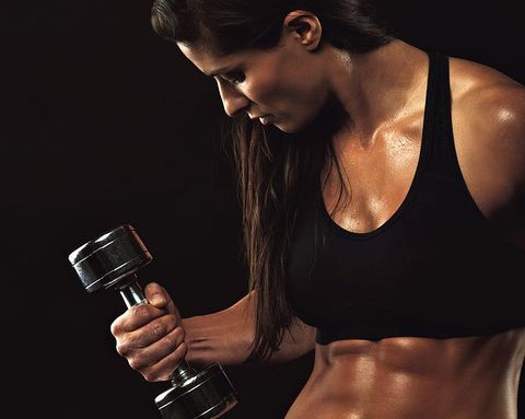 6 Reasons Women Should Strength Train Like Men