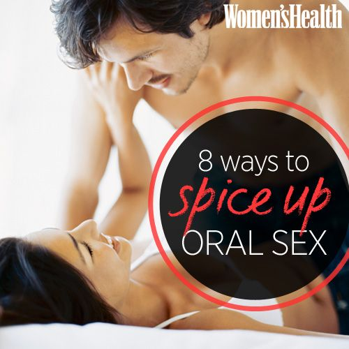 How to spice up oral sex