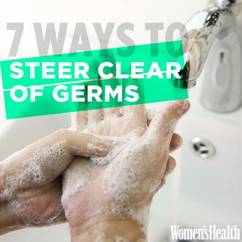 7 Ways To Steer Clear of Germs