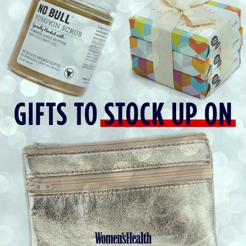 13 Great Gifts to Stock Up on So You Never Get Stuck Without One
