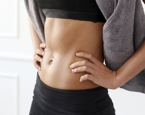 WTF Is Stomach Vacuuming, and Can It Fight Belly Fat?