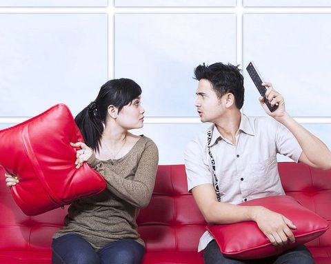 What That One Thing That Always Causes Fights Says About Your Relationship