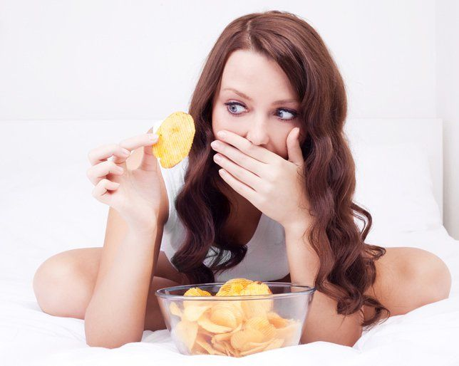 Why You Can't Stop Snacking