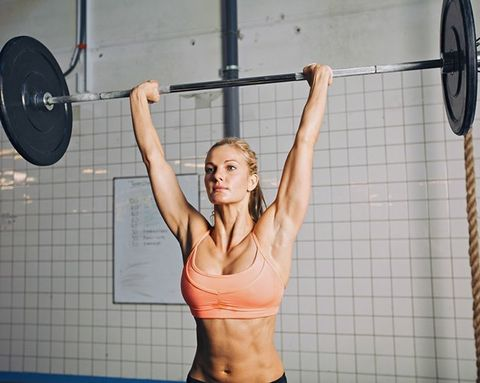 10 Things All Women with Muscle Know to Be True
