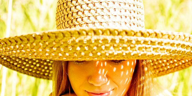 346f537299e35 Hats Don t Protect You from the Sun as Well as You May Think