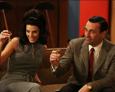 What Your Go-To Sunday-Night TV Show Says About Your Relationship