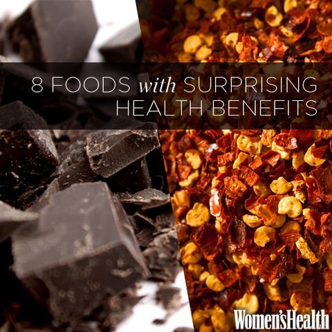 8 Foods With Surprising Health Benefits