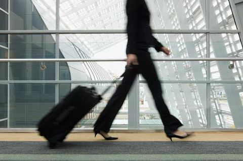 Don't Let Traveling Mess With Your Weight-Loss Efforts