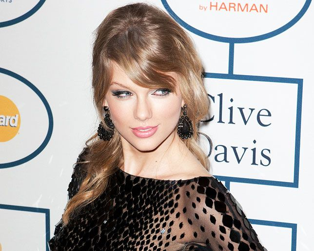Taylor Swift Threw A Party To Celebrate Her New Hairstyle