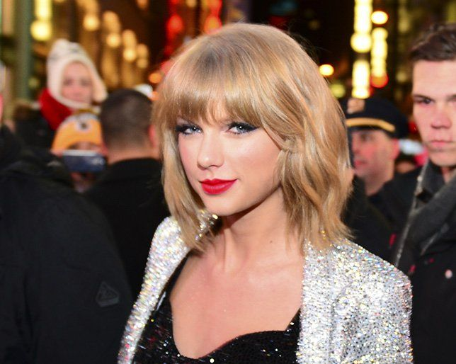 Taylor Swift Reveals Her Mom Has Cancer