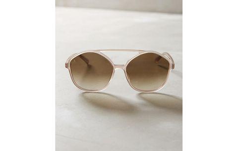 6061fdb91f2 Best For Heart-Shaped Faces  Pentagon Lenses. Raen Torrey Sunglasses