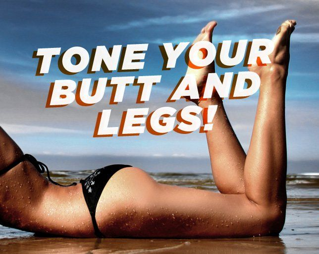 The No-Equipment Move That Tones Your Legs and Butt