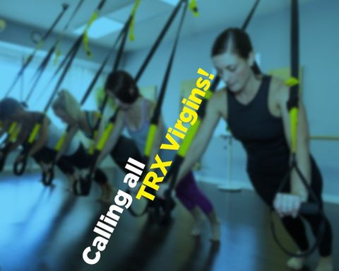 How To Try Trx Without Making A Fool Of Yourself