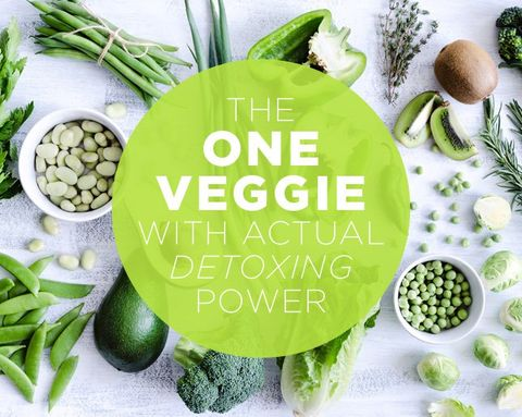 The One Veggie With Actual Detoxing Power