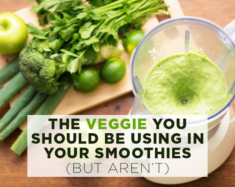 The Veggie You Should be Using in Your Smoothies (But Aren't)