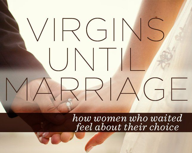 importance of virginity before and after marriage