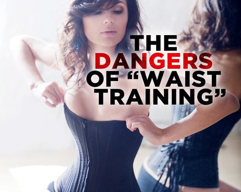 92808c5c89a2b The Dangers of  Waist Training