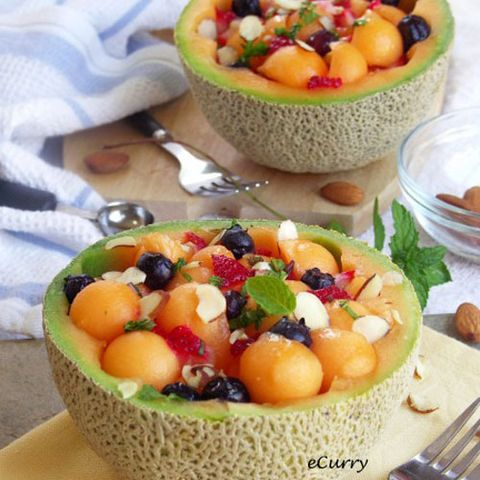 Use Your Melon...As a Bowl